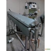 Ручной станок для изготовления профнастила