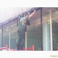 Остекление магазинов, замена разбитых оконных стекол