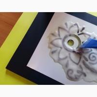 Гель zenfi для удаления защитной краски и амальгамы с зеркала