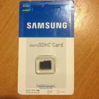 Карта micro cd SAMSUNG 64 GB новая 1400 руб. в упаковке почтой
