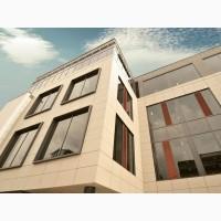 Вентилируемые фасады навесного типа
