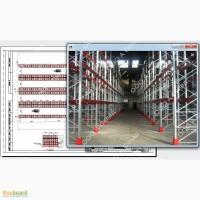 Проектирование, производство, монтаж складских стеллажей