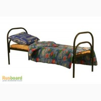 Кровати металлические под заказ, большой ассортимент