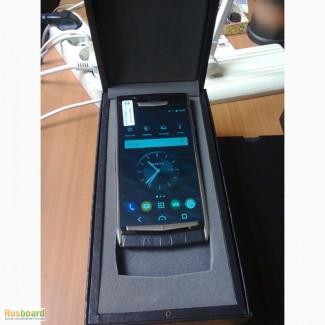 Продаю Vertu new signature Touch кожа крокодил