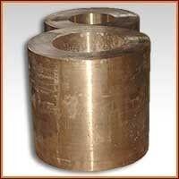 Бронзовые вкладыши, Отливка бронзовых вкладышей, Производство бронзовых вкладышей