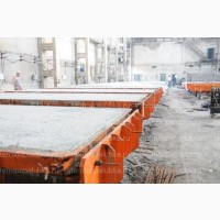 Вибро-металлоформы для ЖБИ. Прогрев (пар/вода)