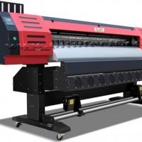 Оборудование для печати, Принтер широкоформатный, чернила Экосольвентные