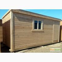 Предлагаем деревянную бытовку по выгодной цене- 35000 рублей