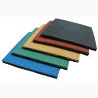 Модульная плитка из резиновой крошки по доступной цене