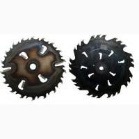 Пилы GASS для брусующих и многопильных станков с подчищающими ножами