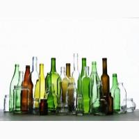 Продам стеклянную бутылку