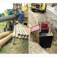 Скважины для водоснабжения в городе Владимир