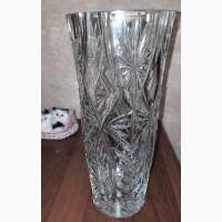 Продам вазы хрусталь
