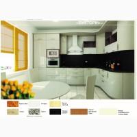 Кухонные гарнитуры из дерева, ЛДСП, под старину и так далее