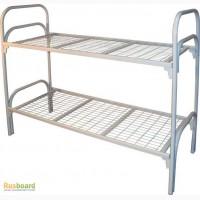 Кровати металлические трёхъярусные, кровати для школ, кровати для студентов