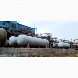 Емкость, резервуар толстостенная 60 м3