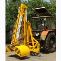Стрела тракторная, гидравлическая ГСТ - 1000 Диапазон