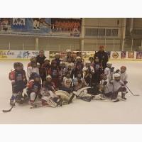 Детские хоккейные сборы
