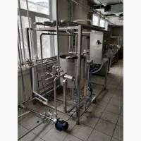 Пастеризатор молочный 300 л (с бойлером)