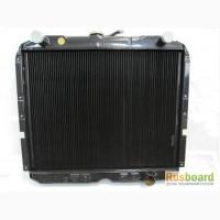 Радиатор водяной УРАЛ 5323, 4320, 5557 (двигатель ЯМЗ)