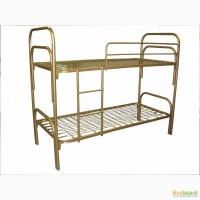 Кровати для детских домов, интернатов, лагерей, кровати металлические для казарм