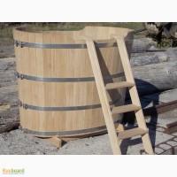 Купель дубовая для бани