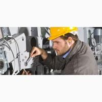 Наладка формовочных линий и термопластавтоматов, программирование контроллеров