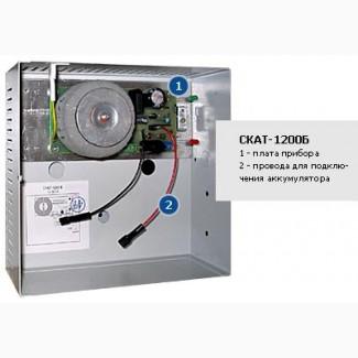 Блок питания для видеокамер СКАТ-1200Б 12В, 1, 3А