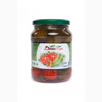 Ассорти(томаты и огурцы) Денница 0.72