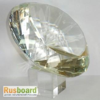 Царский кристалл бриллиант. Большой хрустальный кристалл 20 см