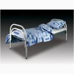 Металлические кровати для пансионата, детских лагерей, кровати двухъярусные армейские