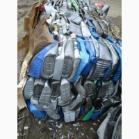 Продам отходы ПНД в виде канистры и флаконов
