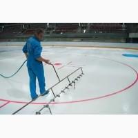 Обслуживание ледовых катков, стадионов и арен