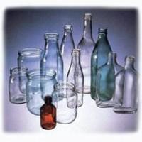 Стеклянные бутылки новые