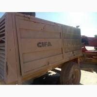Стационарный бетононасос cifa 607/411