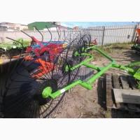 Грабли-ворошилки захват 3, 3м Турция Agrolead