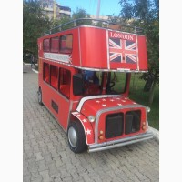 Автобус детский London Bus