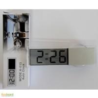 Часы автомобильные универсальные стильные прозрачные всего 150 р