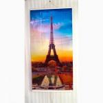 Картина-обогреватель Доброе Тепло «Париж. Эйфелева Башня» 1000х500мм 400Вт