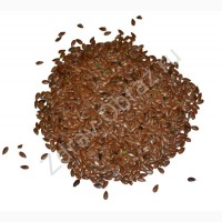 Семя льна коричневого