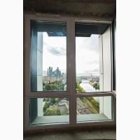 Лучший Вид на реку и Сити 2-хкомнатный апартамент на 18 этаже