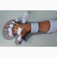 Фиксатор (тутор) для руки и пальцев после инсульта Самолетик