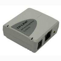 Принт сервер, модель TP-LINK TL-PS310U (1UTP 10/100MBPS, USB)