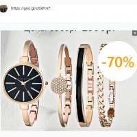 Женские дизайнерские часы Аnne Kelen