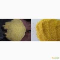 Кукуруза дробленная (мелкий помол). В мешках