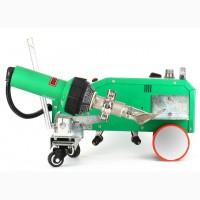 Сварочный аппарат для баннерной ткани Leister TOP2000B