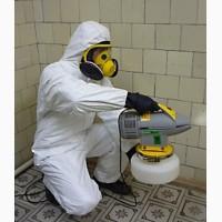 СЭС в Орехово-Зуево уничтожение клещей комаров на участке