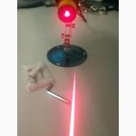 Лазерный указатель направления - пропила ЛУ-200 красный луч