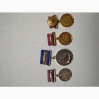 Продаю Бронзовые медали ВДНХ