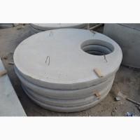Плита перекрытия ПП-15 (крышка колодца)